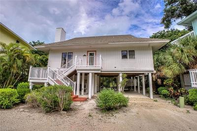 Sanibel, Captiva Single Family Home For Sale: 18 Urchin Court