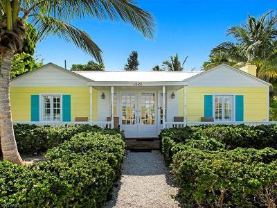 Captiva Single Family Home For Sale: 16163 Captiva Drive