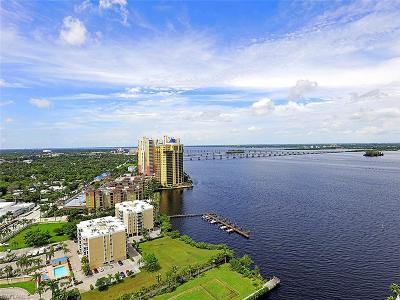 Fort Myers Condo/Townhouse For Sale: 3000 Oasis Grand Blvd #2606