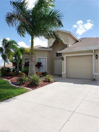 Cape Coral Single Family Home For Sale: 211 NW 32nd Place