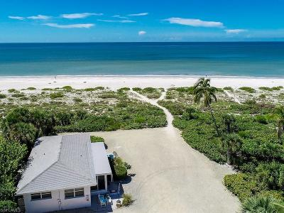 Sanibel, Captiva Condo/Townhouse For Sale: 2907 W Gulf Drive #8