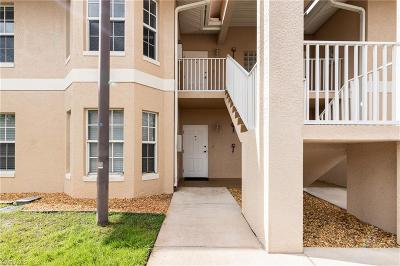 Fort Myers Condo/Townhouse For Sale: 8546 Bernwood Cove Loop #1101