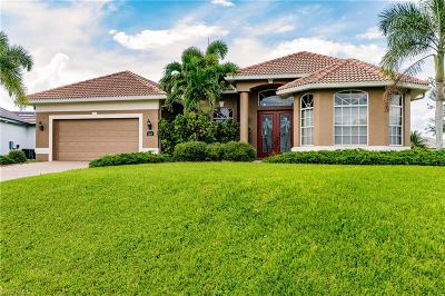 Cape Coral Single Family Home For Sale: 3815 NW 14th Street
