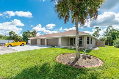 Buckingham Single Family Home For Sale: 5101 Obannon Rd