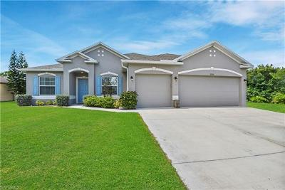 Cape Coral Single Family Home For Sale: 2306 NW 33rd Place