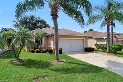 Estero Single Family Home For Sale: 20860 Persimmon Pl