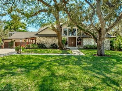 Fort Myers Single Family Home For Sale: 1250 Gasparilla Drive