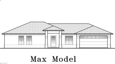 Cape Coral Single Family Home For Sale: 3614 NW 43rd St