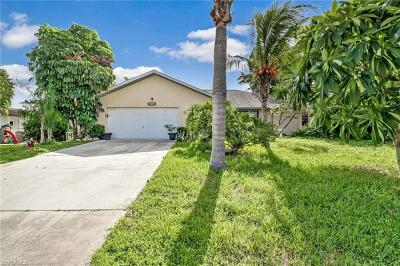 Cape Coral Single Family Home For Sale: 4941 Del Prado Blvd S