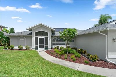 Cape Coral Single Family Home For Sale: 2511 NW 14th Terrace
