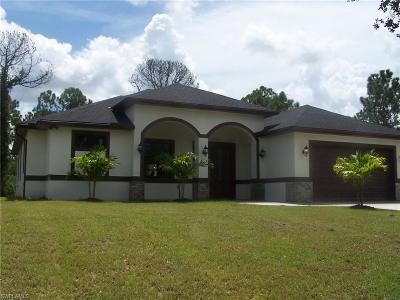 Lehigh Acres Single Family Home For Sale: 191 Bell Blvd S