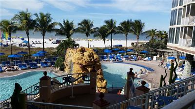 Fort Myers Beach Condo/Townhouse For Sale: 200 Estero Blvd #201