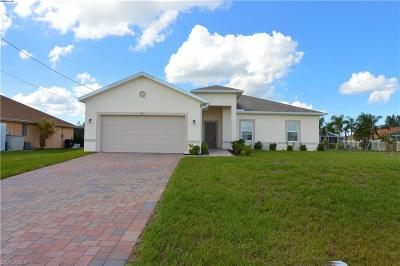 Cape Coral Single Family Home For Sale: 728 NW 37th Avenue