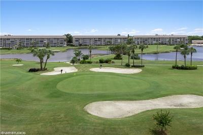 Fort Myers Condo/Townhouse For Sale: 14751 Hole In 1 Circle #PH9