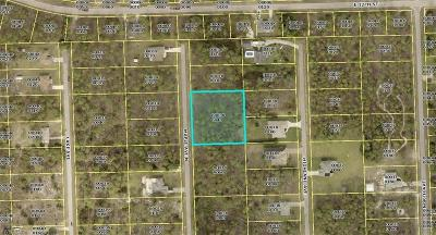Lehigh Acres FL Residential Lots & Land For Sale: $19,000