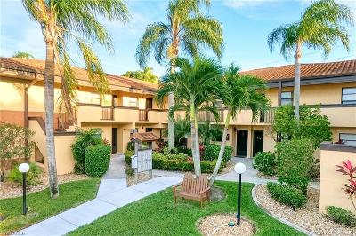 Fort Myers Condo/Townhouse For Sale: 6116 Whiskey Creek Drive #311