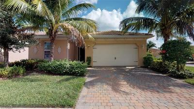 Fort Myers Single Family Home For Sale: 3549 Bridgewell Court