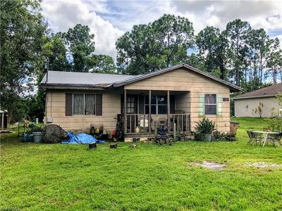 Lehigh Acres Single Family Home For Sale: 3413 23rd St SW