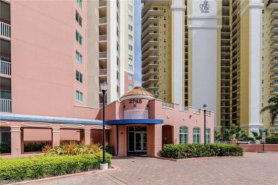 Fort Myers Condo/Townhouse For Sale: 2745 1st Street #1504