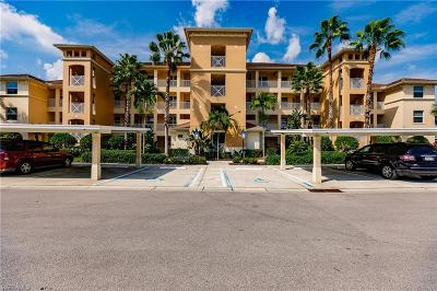 Fort Myers Condo/Townhouse For Sale: 10800 Palazzo Way #403