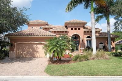Fort Myers Single Family Home For Sale: 10866 Pond Ridge Drive