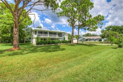 Pine Island Center, Pineland Single Family Home For Sale: 5866 Tahiti Drive