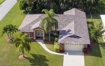 Cape Coral Single Family Home For Sale: 2214 SW 50th Street