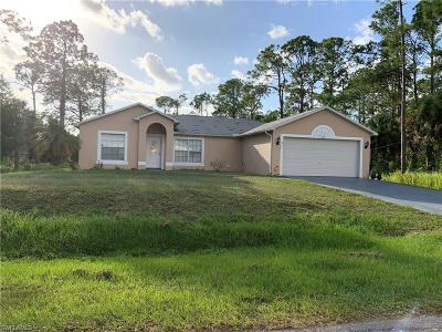 Lehigh Acres Single Family Home For Sale: 917 Prospect Avenue