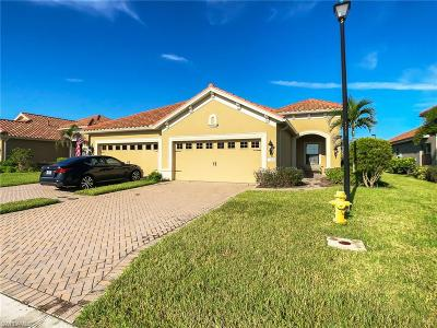 Fort Myers Single Family Home For Sale: 4430 Mystic Blue Way