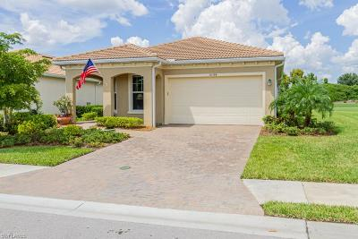 Fort Myers Single Family Home For Sale: 10384 Materita Drive
