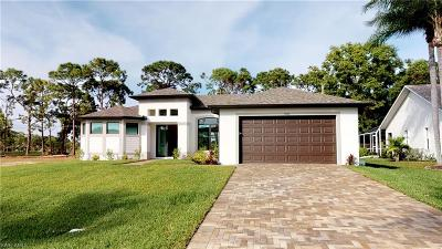 Cape Coral Single Family Home For Sale: 1013 SW 22nd Ter