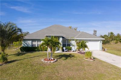 Cape Coral Single Family Home For Sale: 3314 NE 13th Pl