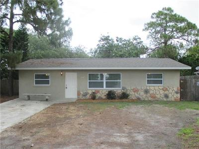 Bonita Springs Single Family Home For Auction: 9026 Somerset Lane