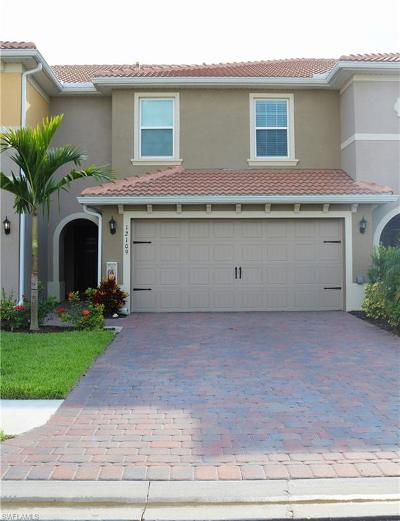 Fort Myers Condo/Townhouse For Sale: 12109 Mahogany Cove Street