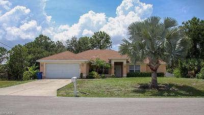 Lehigh Acres Single Family Home For Sale: 2411 Conroy Ave N