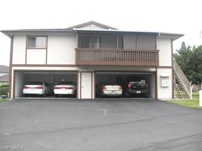 Fort Myers Rental For Rent: 5840 Vancouver Cir #3