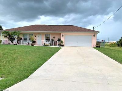 Lehigh Acres Single Family Home For Sale: 2702 45th St SW