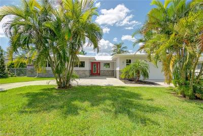 Bonita Springs, Cape Coral, Fort Myers, Fort Myers Beach Single Family Home For Sale: 5330 Bayshore Avenue