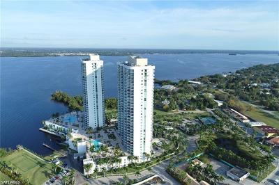 Fort Myers Condo/Townhouse For Sale: 3000 Oasis Grand Boulevard #1202