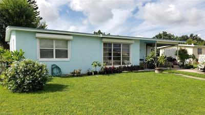 Port Charlotte FL Single Family Home For Sale: $115,000