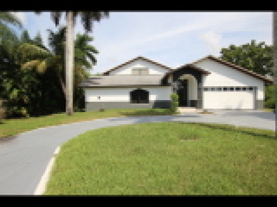 Fort Myers Single Family Home For Sale: 95 Schneider Drive