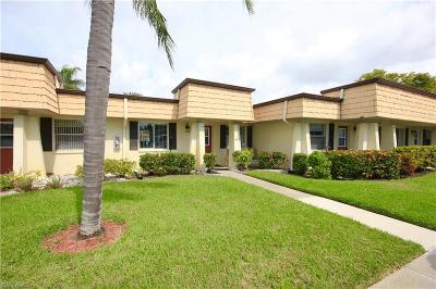 Fort Myers Condo/Townhouse For Sale: 139 Brittany Court