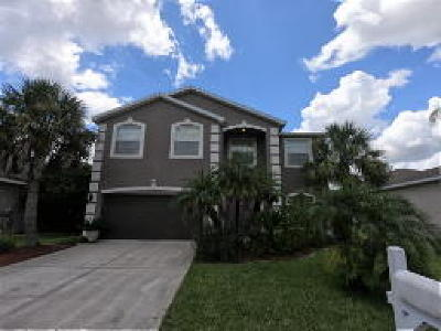 Fort Myers Single Family Home For Sale: 11537 Lake Cypress Loop