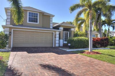 Cape Coral Single Family Home For Sale: 1912 SW 53rd Lane