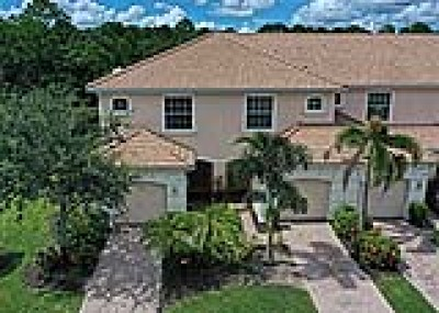 Cape Coral Condo/Townhouse For Sale: 1387 Weeping Willow Court