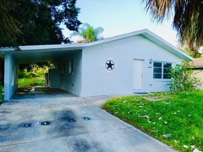 Punta Gorda FL Single Family Home For Sale: $119,900
