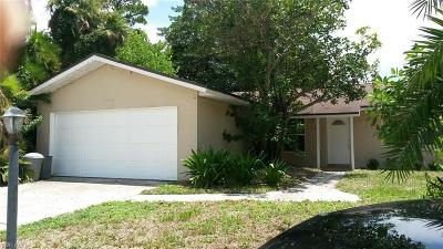 Fort Myers Single Family Home For Sale: 2635 Purslane Drive
