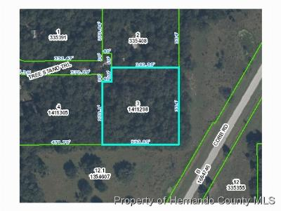 Residential Lots & Land For Sale: Tree Stand Trail