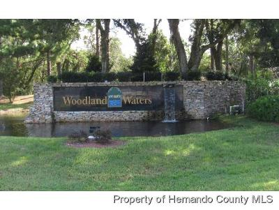 Woodland Waters Phase 1, Woodland Waters Phase 2, Woodland Waters Phase 4, Woodland Waters Phase 5 Residential Lots & Land For Sale: Whisper Ridge Trail