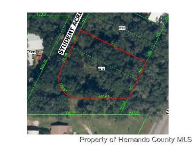 Spring Hill(Pasco) Residential Lots & Land For Sale: Us Highway 41